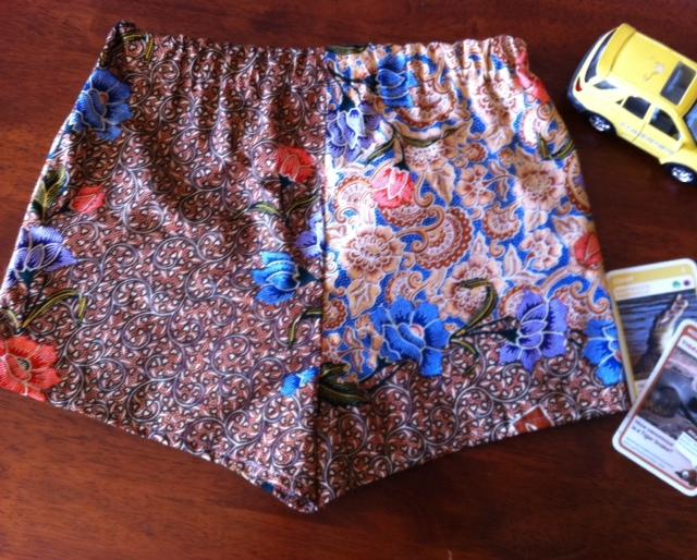 G shorts