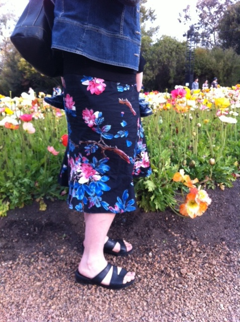 skirt at Florade