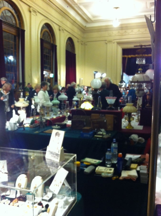 The Canberra Antiques and Collectables Fair