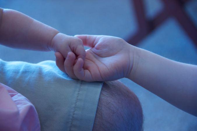Gary and Margot 9Nov2014 hands