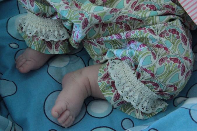 Another Liberty lawn fabric ... Mauverina aqua
