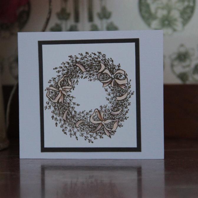 PSX wreath card